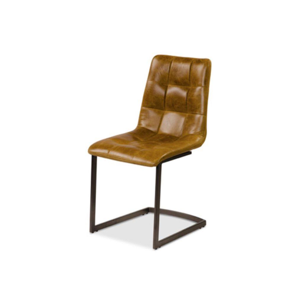 Dominik - Cerato Brown Leather